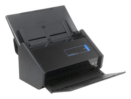 Fujitsu - ScanSnap iX500 Document Scanner - Black