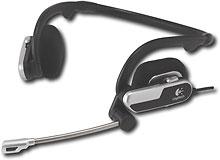 BestBuy - Logitech Premium Notebook Headset - $39.99