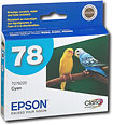 Buy Epson Claria Hi-Definition Ink Jet Cartridge - Cyan