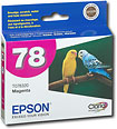 Buy Epson Claria Hi-Definition Ink Jet Cartridge - Magenta