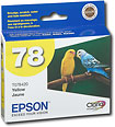 Buy Epson Claria Hi-Definition Ink Jet Cartridge - Yellow