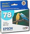 Buy Epson Claria Hi-Definition Ink Jet Cartridge - Light Cyan