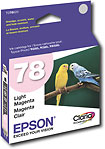 Buy Epson Claria Hi-Definition Ink Jet Cartridge - Light Magenta