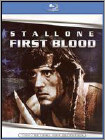 First Blood - Widescreen AC3 Dolby Dts - Blu-ray Disc