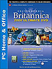 Encyclopedia Britannica 2007 Ultimate DVD - Mac/Windows