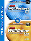 Quicken Legal Business Pro 2007 / WillMaker Plus 2007 - Windows