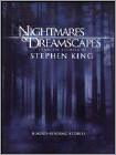 Nightmares &amp; Dreamscapes: From the Stories of Stephen King [3 Discs] - DVD