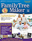 Family Tree Maker: Version 16 Collector's Edition - Windows