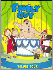 Family Guy, Vol. 4 [3 Discs] - AC3 Dolby - DVD