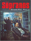 Sopranos: Season Six, Part I [4 Discs] - Widescreen Dubbed Subtitle - DVD