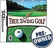 True Swing Golf - PRE-OWNED - Nintendo DS