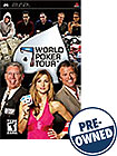 World Poker Tour - PRE-OWNED - PSP
