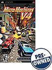Micro Machines V4 - PRE-OWNED - PSP
