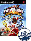 Power Rangers: Dino Thunder - PRE-OWNED - PlayStation 2