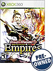 Dynasty Warriors 5: Empires - PRE-OWNED - Xbox 360