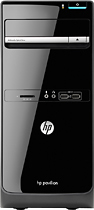 HP - Refurbished Pavilion Desktop - 8GB Memory - 1TB Hard Drive