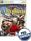 Cabela's Alaskan Adventures - PRE-OWNED - Xbox 360