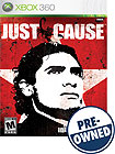 Just Cause - PRE-OWNED - Xbox 360