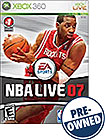 NBA Live 07 - PRE-OWNED - Xbox 360