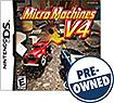 Micro Machines V4 - PRE-OWNED - Nintendo DS