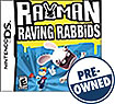 Rayman: Raving Rabbids - PRE-OWNED - Nintendo DS