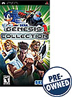 Sega Genesis Collection - PRE-OWNED - PSP
