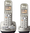 PANASONIC CORP NORTH AMERICA - DECT 60 Plus Expandable Cordless Phone System with Digital Answering System
