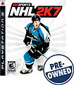 NHL 2K7 ? PRE-OWNED - PlayStation 3 Xbox 360