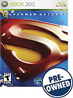 Superman Returns PRE-OWNED - Xbox 360