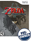 The Legend of Zelda: Twilight Princess - PRE-OWNED - Nintendo Wii