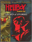 Hellboy: Sword of Storms - DVD