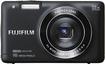 Fujifilm - FinePix JX650 16.0-Megapixel Digital Camera - Black