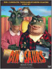 Dinosaurs: The Complete Third and Fourth Seasons [4 Discs] - DVD