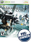 Armored Core 4 - PRE-OWNED - Xbox 360