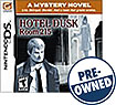 Hotel Dusk: Room 215 - PRE-OWNED - Nintendo DS