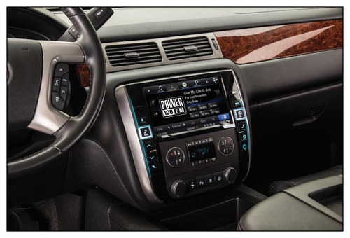 Alpine - 9 - Built-In GPS - CD/DVD - Built-In Bluetooth - Built-In HD Radio - In-Dash Deck - Black