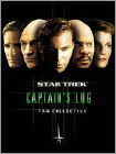 Star Trek: Captains Log - Fullscreen Subtitle AC3 Dolby - DVD
