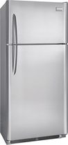 Frigidaire - Gallery 18.3 Cu. Ft. Top-Freezer Refrigerator - Stainless-Steel