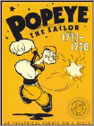 Popeye the Sailor, Vol. 1: 1933-1938 [4 Discs] - DVD