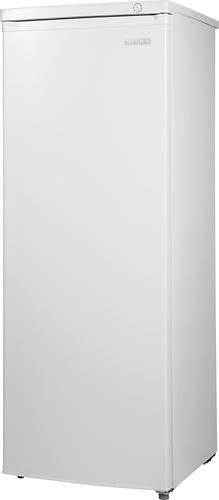 Insignia™ - 5.8 Cu. Ft. Upright Freezer - White