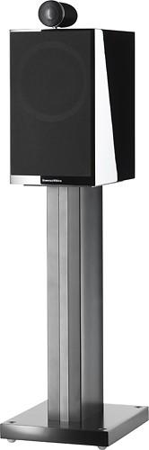 Bowers & Wilkins - CM6 S2 6-1/2 2-Way Bookshelf Speakers (Pair) - Gloss Black