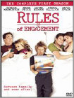 Rules of Engagement: The Complete First Season - Widescreen - DVD