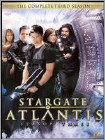 Stargate Atlantis: The Complete Third Season [4 Discs] - Widescreen Dubbed Subtitle - DVD