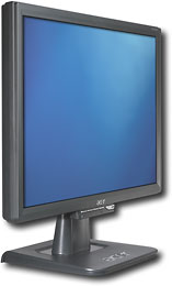 Acer - 22&quot; Widescreen Flat-Panel LCD HD Monitor