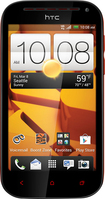 Boost Mobile - HTC One SV 4G No-Contract Mobile Phone - Black
