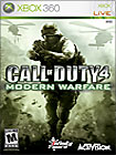 Call of Duty 4: Modern Warfare - Xbox 360 :  xbox 360 videogames game call of duty