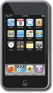 Apple® iPod® touch 32GB* MP3 Player (1st Generation) - Black