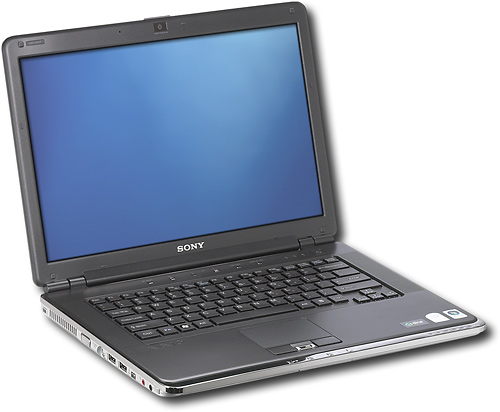 BestBuy - Sony VAIO VGN-CR123E/B Core 2 Duo 2GHz Notebook - $999.99