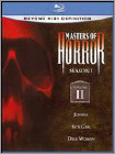Masters of Horror: Season I, Volume II [Blu-Ray] - Widescreen - Blu-ray Disc