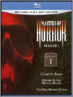 Masters of Horror: Season I, Volume I [Blu-Ray] - Widescreen - Blu-ray Disc
